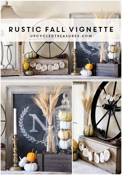 diy rustic fall decor ideas 25 ideas for fall that you