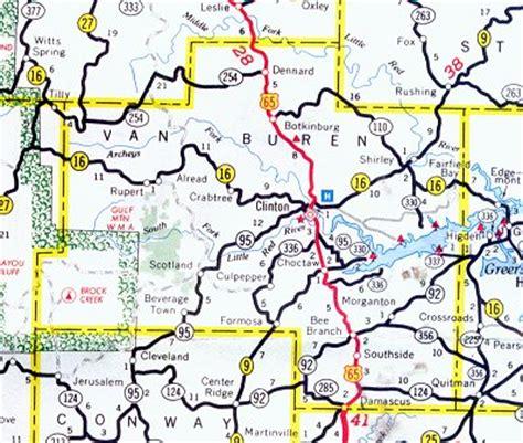 Iowa Bed And Breakfast Van Buren County Map Arkansas Arkansas Hotels Motels