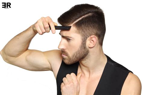 coupe stylee tuto coiffure homme coupe cheveux homme classique