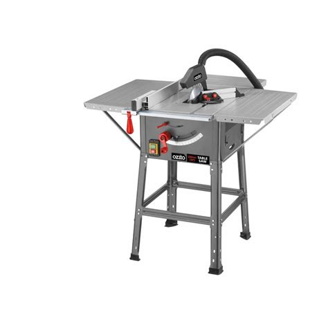 ozito bench saw ozito 1500w 250mm table saw bunnings warehouse