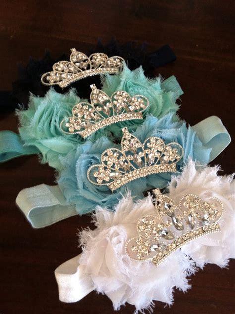 baby headband rhinestone headbandflower headband baby crown headband flower tiara rhinestone baby