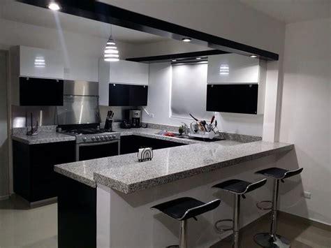 cocina negra cocinas modernas decoracion de cocina
