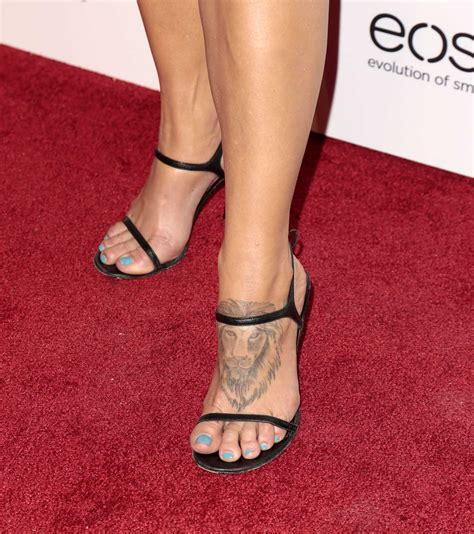 charisma carpenter s feet