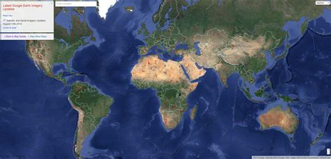 earth google maps extrañas imagenes new google earth imagery october 4th 2014 google