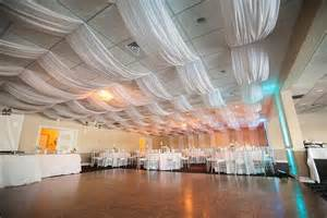 ceiling fabric draping white ceiling draping fabric and instructions dropped