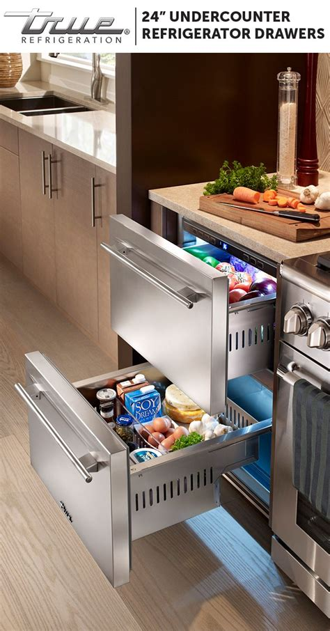 kitchen island with refrigerator 25 best ideas about undercounter refrigerator on