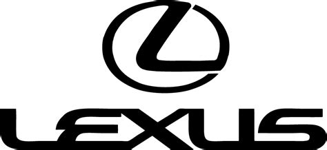 lexus racing logo lexus logo simple car logos logos