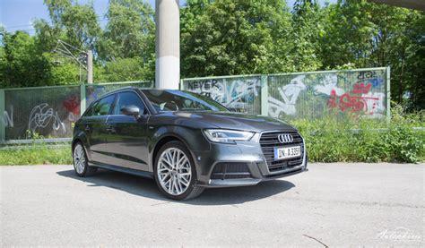 Der Neue Audi A3 Sportback by Technologisch Up2date Neuer Audi A3 Im Test Autophorie De
