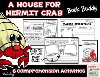 A House For Hermit Crab Lesson Plans 102 Best Readygen Images On