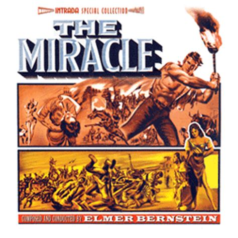 The Miracle 1959 The Miracle Soundtrack 1959