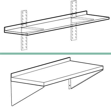 fissaggio mensole accessori per fissaggio ripiani