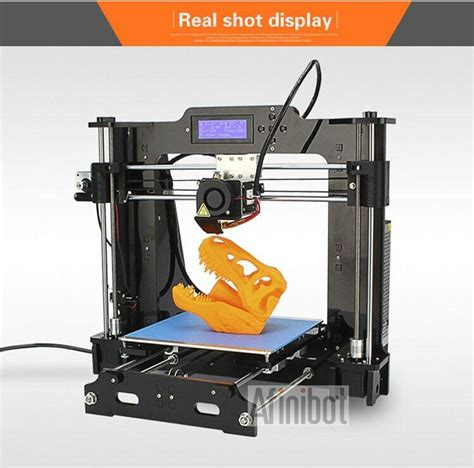 prusa i3 diy afinibot reprap prusa i3 desktop 3d printer machine high precision diy kits afinibot a3 prusa
