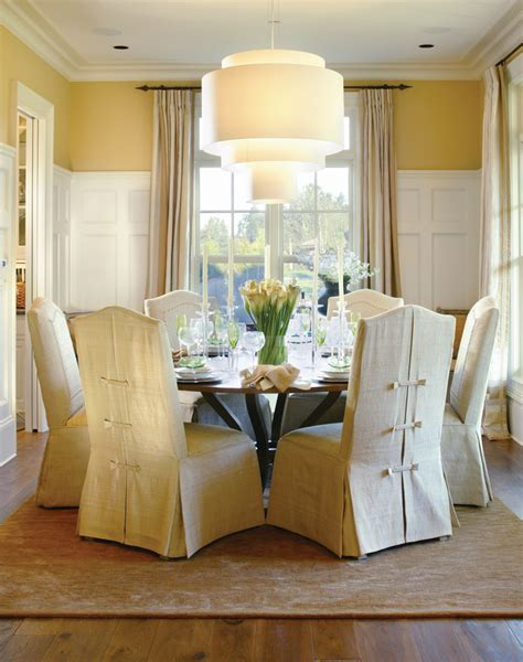 Dining Room Slip Covers Stupendous Slipcovers For Chairs With Arms Decorating Ideas Images In Dining Room Mediterranean