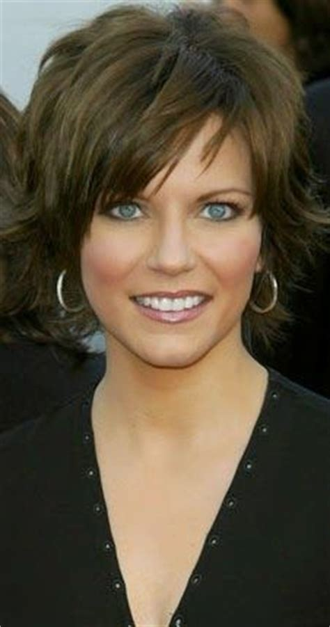 Martina Mcbride Hairstyles by Martina Mcbride On Shag Hairstyles George