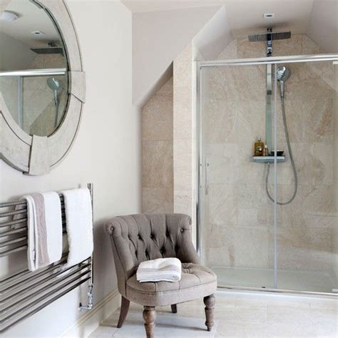 en suite bathrooms ideas en suite bathroom with travertine tiles