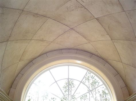 How To Make A Curved Ceiling by Faux Curved Ceiling