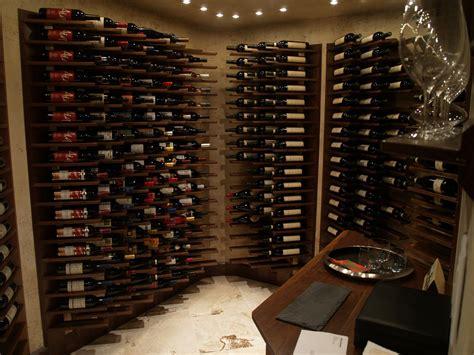 wine storage racks   guests looked blank traba homes