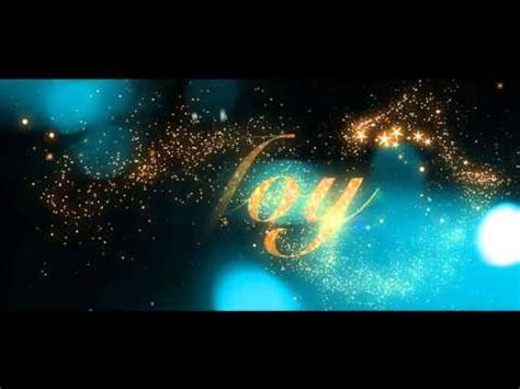 effects template magic christmas  youtube