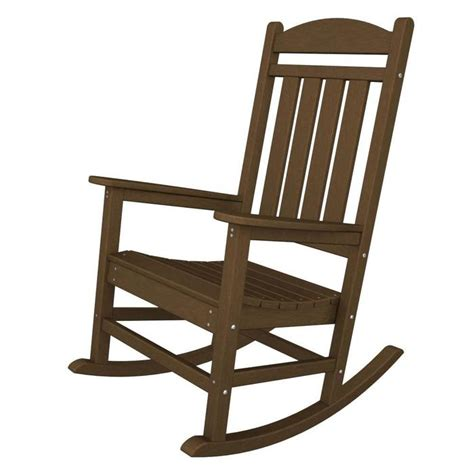 mellow out on an outdoor recliner polywood outdoor rocking chairs home furniture design