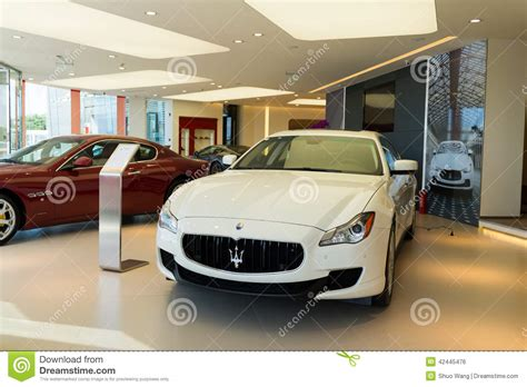 Maserati Cars For Sale by Maserati Cars For Sale Editorial Photo Image 42445476