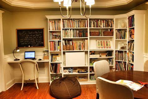 Homeschool Rooms by Sew Grown Homeschool Room Phase 2