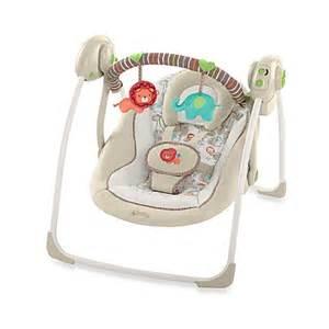 Comfort Harmony Portable Swing Comfort Amp Harmony Cozy Kingdom Portable Swing Buybuy Baby
