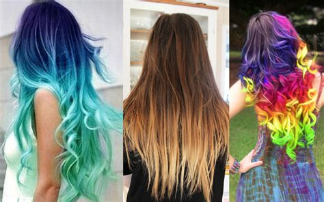 what is hombre hairstyles 25 ways to use ombre hair color haircolortrends