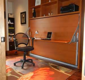 Murphy Bed Office Desk by 17 Best Images About Diy Murphy Bed Desk On