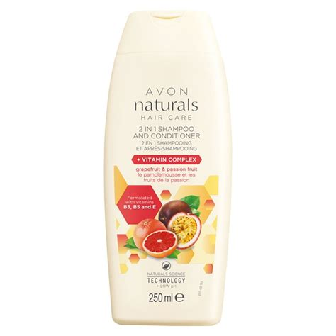 fruits b complex naturals 2 in 1 shoo conditioner grapefruit