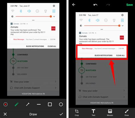 android annotations how to annotate screenshots and images on android like a