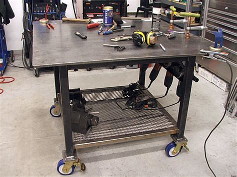 welding bench ideas miller welding projects idea gallery welding table