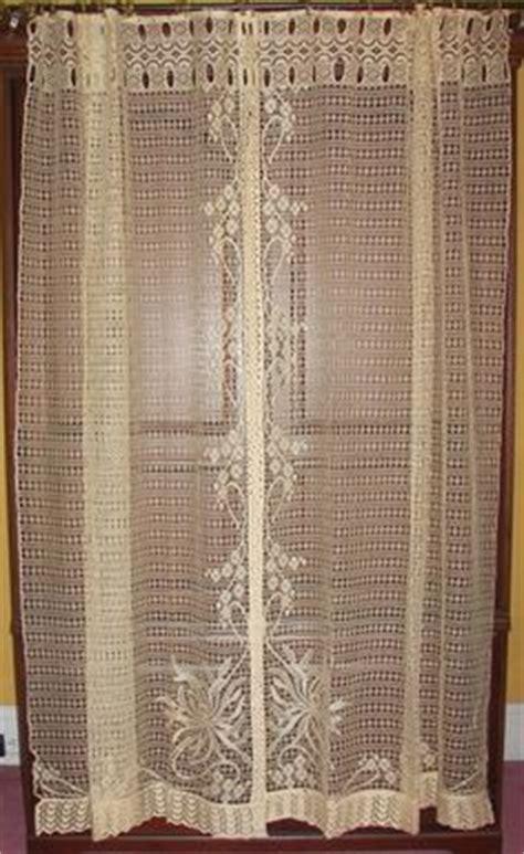 art deco lace curtains 1000 images about vintage lace curtains on pinterest