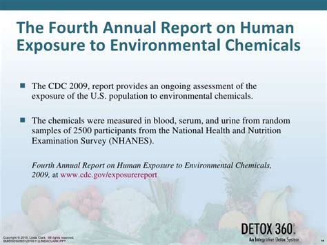 Detox Environmental Chemicals by Introduction To Detox 360