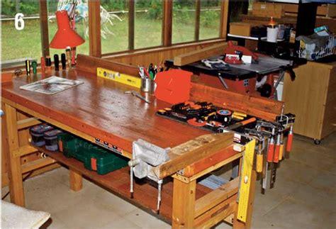 tavolo da lavoro fai da te banco da lavoro fai da te in legno come costruirlo senza