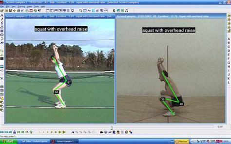 pattern analysis sport motion analysis slow motion cameras and video analysis