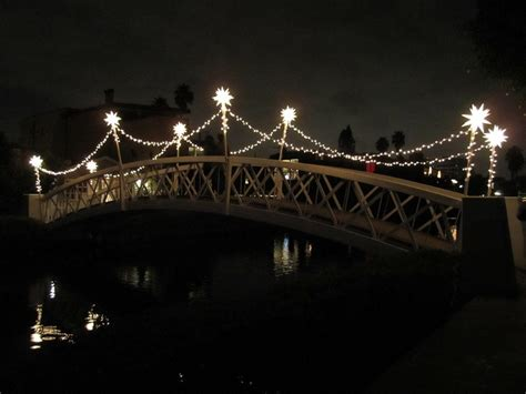 venice canals christmas lights 17 best images about venice beach on pinterest vacation