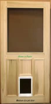 door with doggie door lowes images