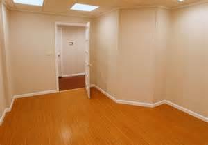 Wood Flooring For Basement The Millcreek Synthetic Wood Basement Flooring System
