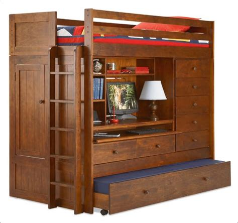 Full Size Bunk Bed With Trundle Pin By Julianne Bartlett On Space Saving Ideas Pinterest