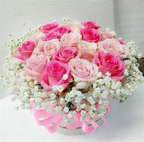 Bunga Bulat inspirasi rangkaian bunga berbentuk bulat
