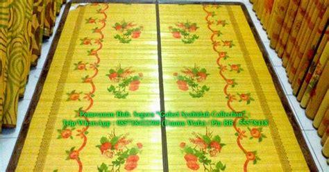 Tikar Bambu Bamboo Murah tikar tatami bamboo motif cantik harga grosir galeri syahidah collection