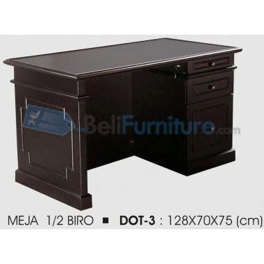 Rak Meja Dispenser Furniture Kayu Ramin 3 Tingkat Susun Murah donati dot3 meja kantor murah bergaransi dan lengkap belifurniture