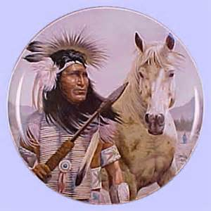 Who Was Chief Pontiac Gregory Perillo Picture Gallery Of American Indian