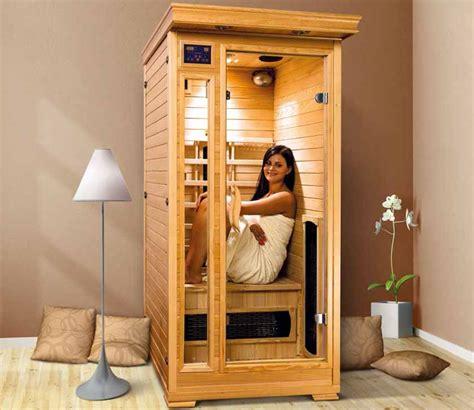 sauna infrarouge 1 place dakota pour la d 233 tente et le plaisir