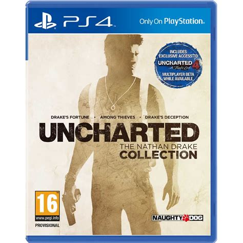 Ps4 Uncharted Collection by Ps4 Uncharted The Nathan Collection Bart Smit