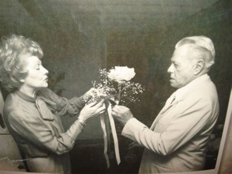 desi arnaz died here s a rare picture of lucille ball and desi arnaz in