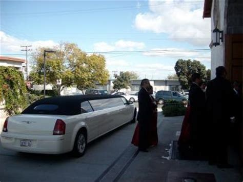 Limousine Packages by San Diego Wedding Bridal Limousine Package San