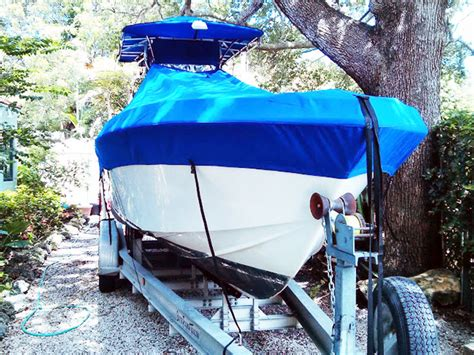 custom boat covers in miami marine canvas and upholstery shop boat covers supply