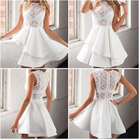 Dress White Pretty dress lost souls white dress white lace dress white