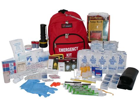 72 hour survival kit 2 person 3 day emergency supply
